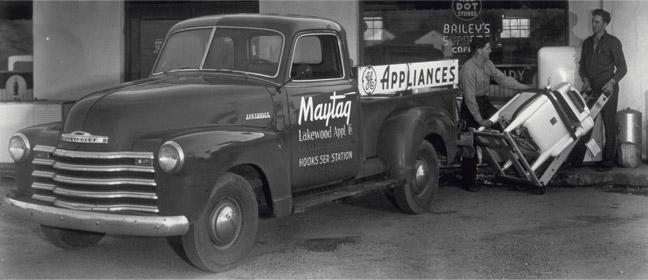 1948 Chevrolet Pickup.