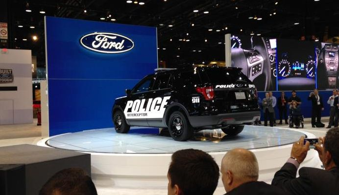 2016 Ford Police Interceptor