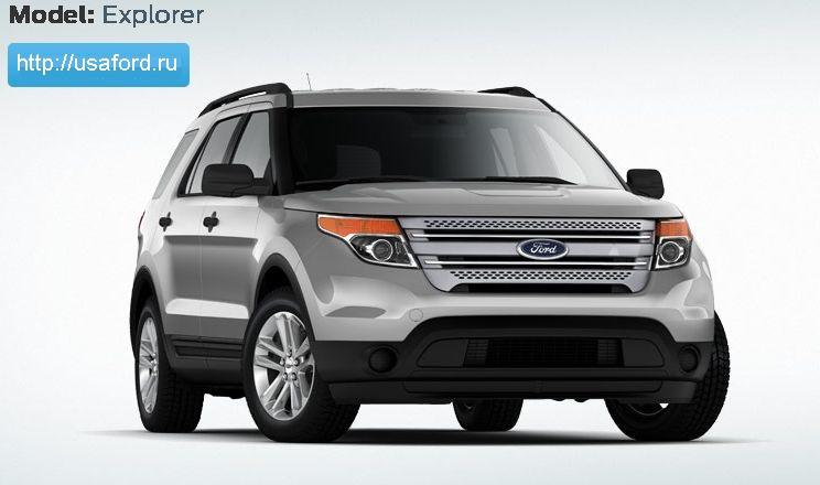 Ford Explorer 249 лс