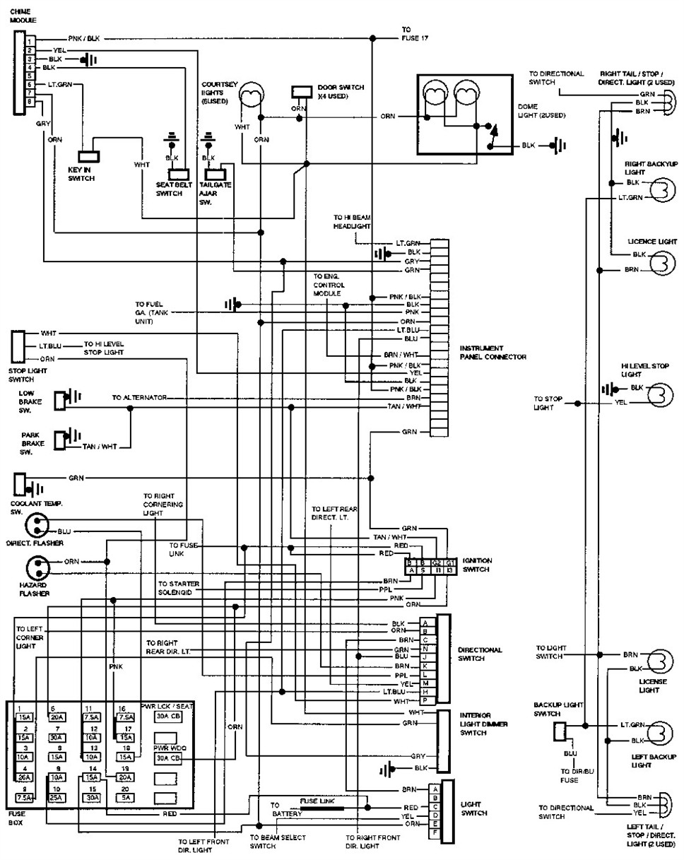 92 Chevy Fuse Diagram Good Guide Of Wiring Caprice Diagrams Ecm Get Free Image Silverado